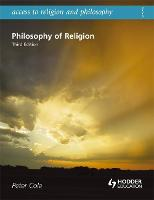 Access to Religion and Philosophy: Philosophy of Religion Third Edition - Access to Politics (Paperback)