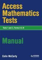 Access Mathematics Tests (AMT) 1 & 2 Specimen Set