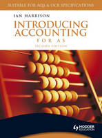 Introducing Accounting for AS (Paperback)