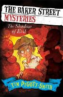 Baker Street Mysteries: The Shadow of Evil - Baker Street Mysteries (Paperback)