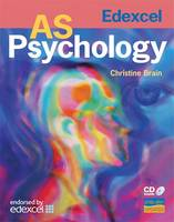 Edexcel AS Psychology: Textbook (Paperback)