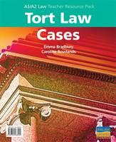 AS/A2 Tort Law Cases Teacher Resource Pack (Spiral bound)