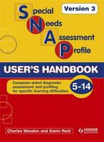 Special Needs Assessment Profile (Snap-Spld) Version 3 Users (Paperback)