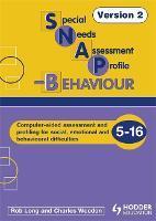 SNAP-B CD-ROM V2 (Special Needs Assessment Profile-Behaviour) - SNAP (CD-Audio)