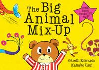 The Big Animal Mix-up (Hardback)