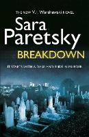 Breakdown: V.I. Warshawski 15 (Paperback)