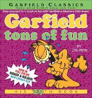 Garfield Tons Of Fun (Paperback)
