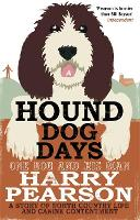 Hound Dog Days: One Dog and his Man: a Story of North Country Life and Canine Contentment (Paperback)