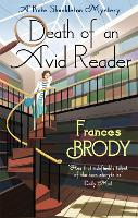 Death of an Avid Reader: Book 6 in the Kate Shackleton mysteries - Kate Shackleton Mysteries (Paperback)