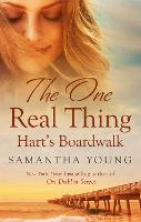 The One Real Thing - Hart's Boardwalk (Paperback)