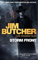 Storm Front: The Dresden Files, Book One - Dresden Files (Paperback)