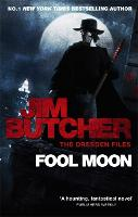 Fool Moon: The Dresden Files, Book Two - Dresden Files (Paperback)