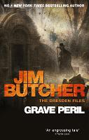 Grave Peril: The Dresden Files, Book Three - Dresden Files (Paperback)