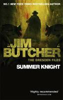 Summer Knight: The Dresden Files, Book Four - Dresden Files (Paperback)