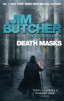 Death Masks: The Dresden Files, Book Five - Dresden Files (Paperback)