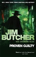 Proven Guilty: The Dresden Files, Book Eight - Dresden Files (Paperback)