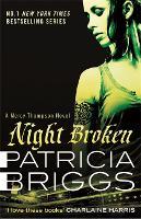 Night Broken: Mercy Thompson: Book 8 - Mercy Thompson (Paperback)