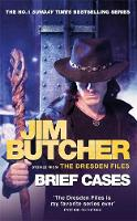 Brief Cases: The Dresden Files (Hardback)