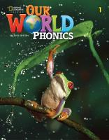Our World Phonics 1
