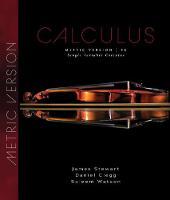 Single Variable Calculus, Metric Edition (Hardback)