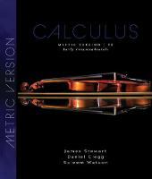 Calculus: Early Transcendentals, Metric Edition (Hardback)