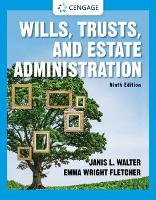 Wills, Trusts, and Estate Administration (Paperback)