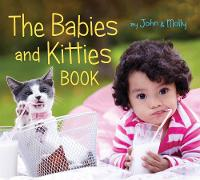 Babies and Kitties Book (Board book)