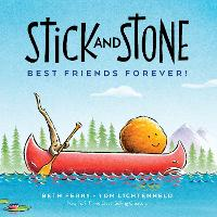 Stick and Stone: Best Friends Forever! (Hardback)