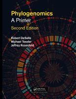 Phylogenomics: A Primer (Hardback)