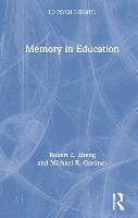 Memory in Education - Ed Psych Insights (Hardback)