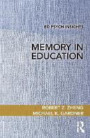 Memory in Education - Ed Psych Insights (Paperback)