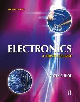Electronics: A First Course (Hardback)