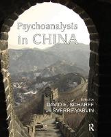 Psychoanalysis in China (Hardback)