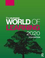 The Europa World of Learning 2020