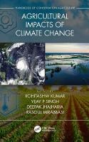 Agricultural Impacts of Climate Change [Volume 1] (Hardback)