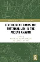 Development Banks and Sustainability in the Andean Amazon - Routledge Studies in Latin American Development (Hardback)
