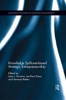 Knowledge Spillover-based Strategic Entrepreneurship (Paperback)