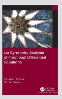Lie Symmetry Analysis of Fractional Differential Equations (Hardback)