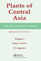 Plants of Central Asia - Plant Collection from China and Mongolia, Vol. 3: Sedges-Rushes (Paperback)