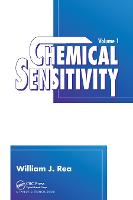 Chemical Sensitivity, Volume I