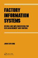 Factory Information Systems