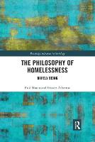 The Philosophy of Homelessness: Barely Being (Paperback)