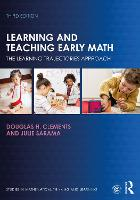 Learning and Teaching Early Math: The Learning Trajectories Approach - Studies in Mathematical Thinking and Learning Series (Paperback)