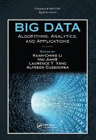 Big Data: Algorithms, Analytics, and Applications (Paperback)