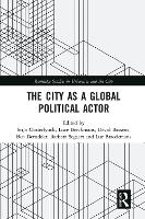 The City as a Global Political Actor (Paperback)