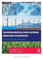 Environmental and Natural Resource Economics: A Contemporary Approach - International Student Edition (Paperback)