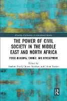 The Power of Civil Society in the Middle East and North Africa: Peace-building, Change, and Development (Paperback)