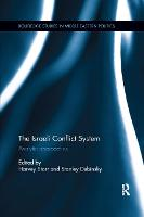 The Israeli Conflict System: Analytic Approaches (Paperback)