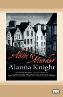 Akin to Murder (Paperback)