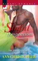 Sinful Temptation (Paperback)